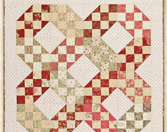 Mercerie Quilt Pattern by Schnibbles Miss Rosie's Quilt Co.