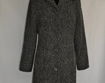 Vintage Classic Halston Coat - Circa 1980s