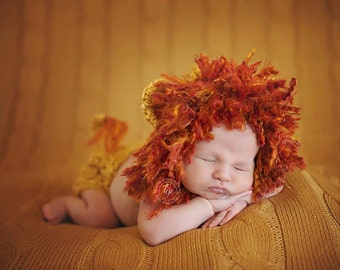 newborn lion outfit, baby boy hats, baby boy hat, baby lion hats, newborn lion hats, lion photo prop, photo props for boys, baby shower gift
