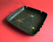 1950's Atomic Ashtray, with Cosmic Stars