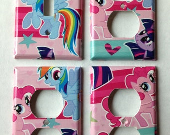 Popular Items For My Little Pony Decor On Etsy