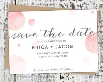Customizable Save the Date Cards. Save The Date Magnet. Wedding Card. Invitations. Save The Date Postcard. Postcards. Watercolor Print.