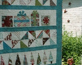 Fruitcakes Christmas Quilt Pattern