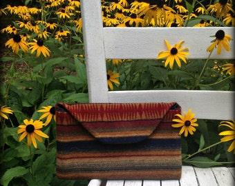 Handmade Envelope Clutch Purse
