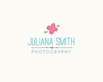 Custom Logo Design - Premade OOAK - Juliana Smith