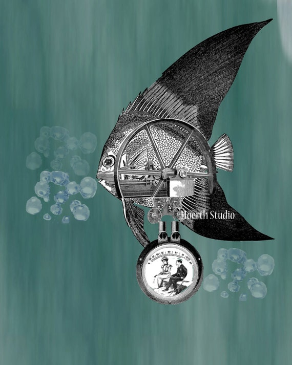 A Steampunk Fishtale 2 instant download