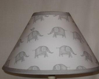 Elephant lamp nursery | Etsy
