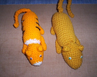Choice of Crocheted Animals