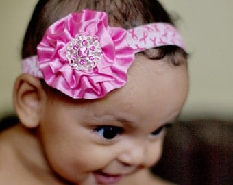 IN LOVING SUPPORT Headband - Preemie to Adult Sizes Available