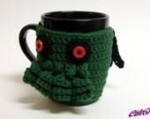 Cthulhu HP Lovecraft Mug Cozy with Mug