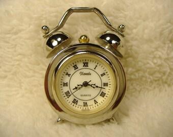 Vintage 1970s Xanadu Alarm Quartz Clock Watch