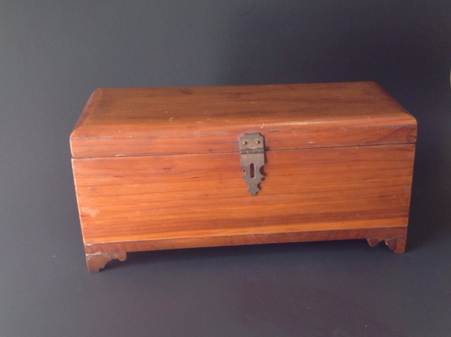 Lane Miniature Cedar Chest Salesman Sample Frederick