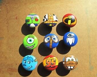 Disney Pixar Dresser Knob