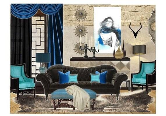 Items Similar To Bedroom E Design Interior Design