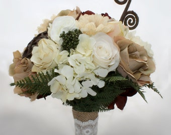 SALE Woodland Neutrals Bouquet