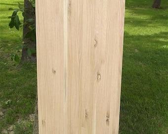 reclaimed wood/ butcher block/ large/ counter top/ desk top/ vanity top/ table top/ oak/ thick