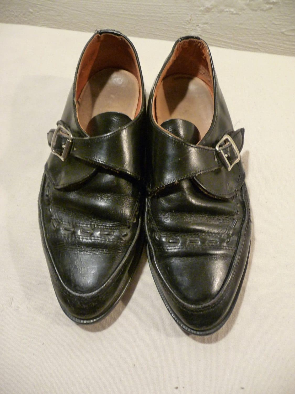 Vintage Doc Marten Dr Marten Creepers Black Shoes Made In