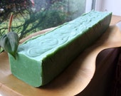 WHOLE SOAP LOAF- Two pound loaf of your favorite Sally Soap made and cut to order allow 4-5 weeks