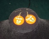 Naruko Tiger Earrings