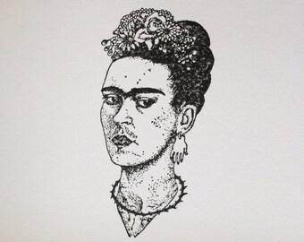 Frida Kahlo // Stationary // Paper Goods // Mexico // Stationery