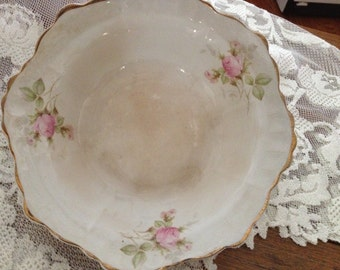 Vintage China Serving Dish
