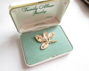 Anson Family Album Jewelry Pin New in Box