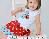 Girls Custom Dress Girls Dress Birthday Outfit Polka Dot Dress Girls Clothing Baby Dresses Girls Baby Toddlers 6 12 18 24 Mo Girls 2 3 4 5 6