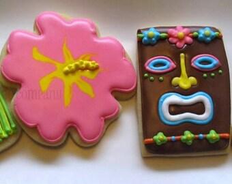 Luau Cookies 2 dozen