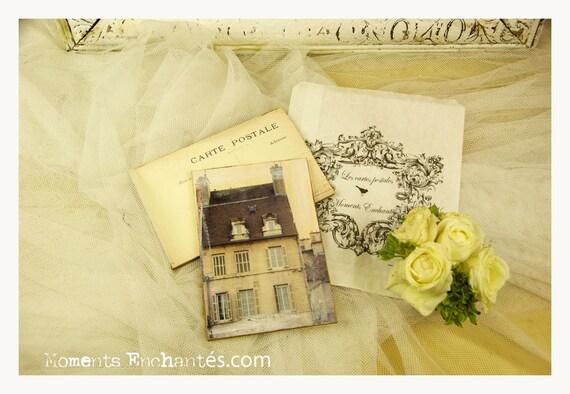 Postcard France Dijon la maison carterie artistique