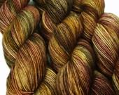 sw wool nylon sock yarn SHANTYTOWN hand dyed fingering weight 3.5oz 460 yards