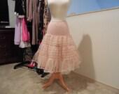 SALE 1950s Petticoat