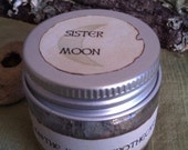 sister moon~hand blended incense