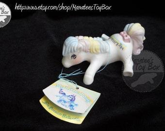 Porcelain My Little Pony: First Born 1980s Vintage MLP