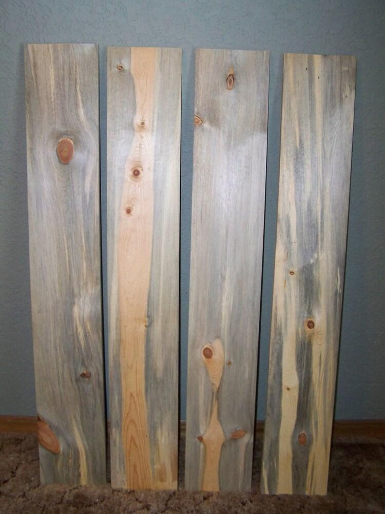 Blued Ponderosa Pine Lumber Bark Beetle Arts Crafts By