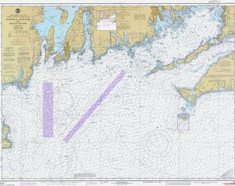 Martha's Vineyard to Block Island 1983