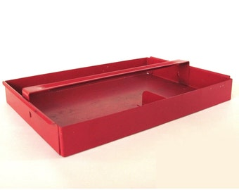 Metal Silverware Caddy Carrier Tray Toolbox Insert Picnic Basket Insert Supplies