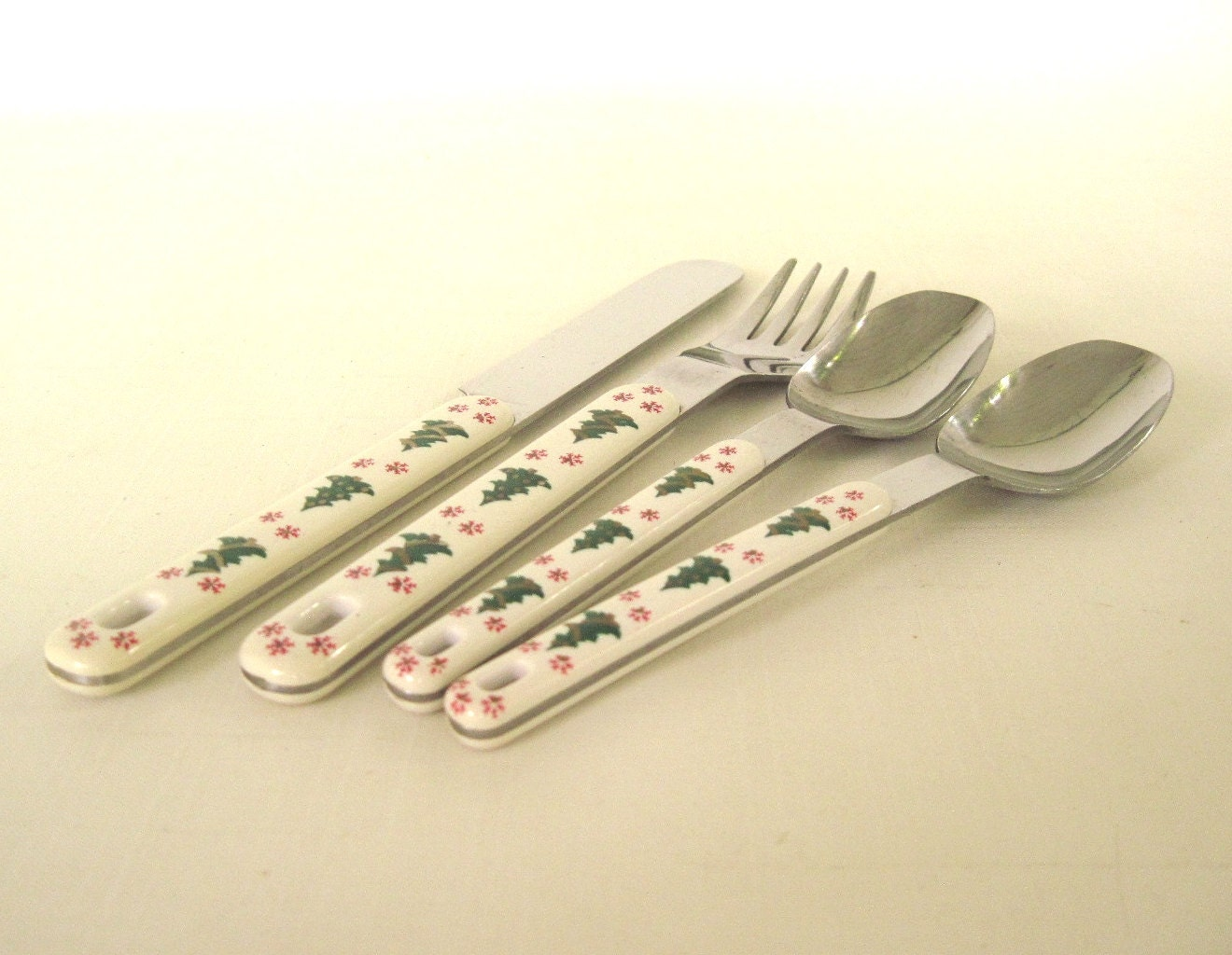 Northland Christmas Tree Stainless Flatware Replacement