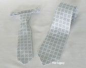 Father & Son Matching Tie Set  You choose your fabric.