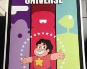 Steven Universe poster print
