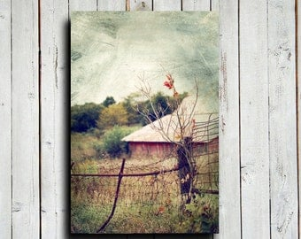 Autumn Barn - Autumn Decor - Old Barn Decor - Old Barn Photography - Autumn Photography - Autumn art