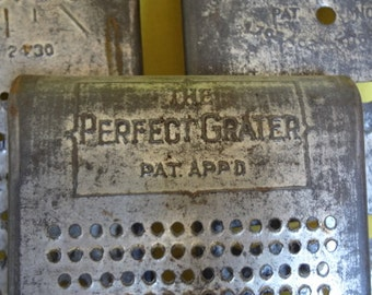 Vintage Perfect Grater