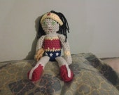 Crochet Wonder Woman