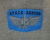Space Ranger Patch