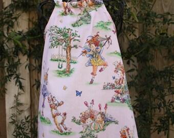 Friends forever girls cotton dress