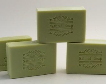 Green Tea Soap - the scent of summer tea