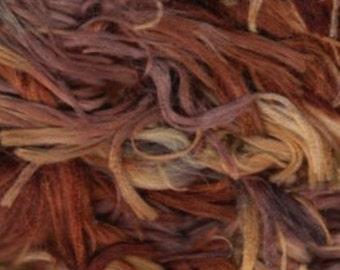 Euro Yarns - Faux Fur Yarn - Super Bulky Weight - Brown/Camel