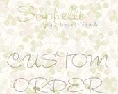 Custom Listing for M.Miller
