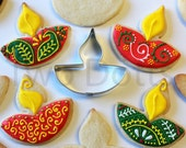 Limited Edition Exclusif Diwali Diya Festival Cookie Cutters PATENTED