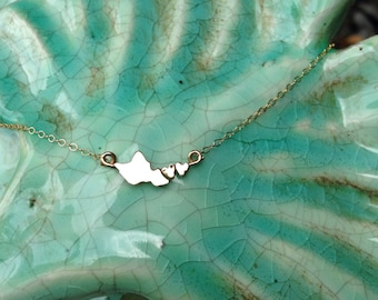 In Love Oahu Necklace