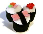 Sushi Organic Catnip Toy cat nip play gift japan kitty pet kawaii
